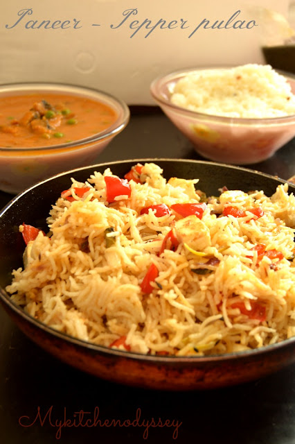 paneer pulao recipe2