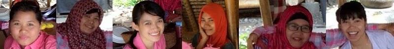 Serunya Halbi KEB Bali, Menyatukan Jalinan Persahabatan Emak dan Krucilnya