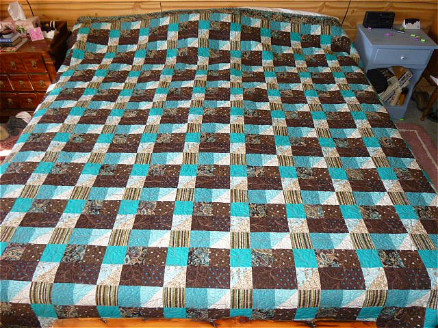 Big Horn Mountain Creations, Quilting and Embroidery: Turquoise ... : big horn quilts - Adamdwight.com