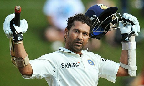 Sachin Tendulkar: World Cricket Legend from India