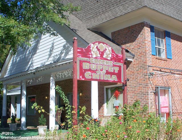 Chinese Restaurants In Greensboro Ga