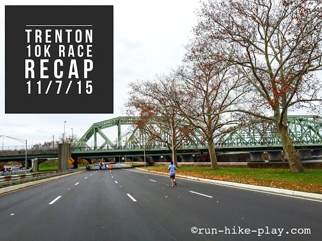 Trenton 10K Race Recap