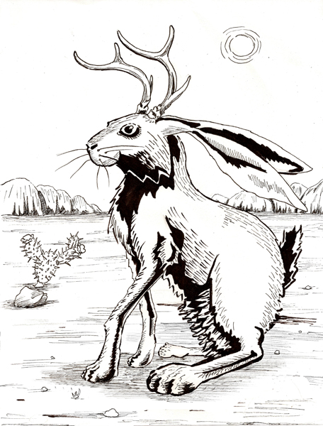 cryptid coloring pages - photo#6