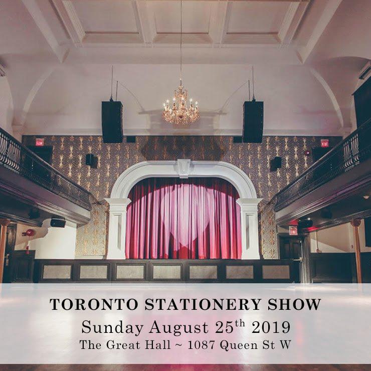 Toronto Stationery Show