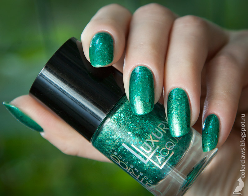 Catrice Luxury Lacquers Glitterama + Amy's #37