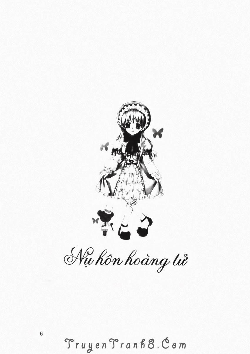 A Kiss For My Prince - Nụ Hôn Hoàng Tử Chapter 17 - Trang 7