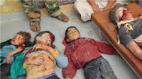 Barbarism Alert - Death Toll in Syria is 140,041 souls - as of February 1, 2014
