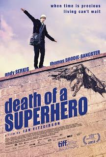 A Morte do Super-Herói – Dublado