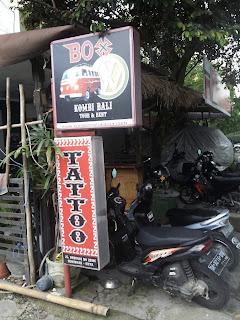 Harris Condotel Seminyak - Jl. Drupadi No. 99 Seminyak - Bali  facing tattoo parlors