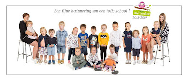 kleuterklas bij juffen Els, Nathalie & Hilde