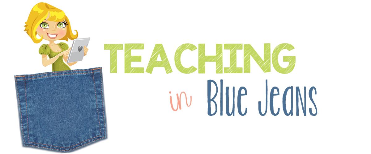 Teaching in Blue Jeans