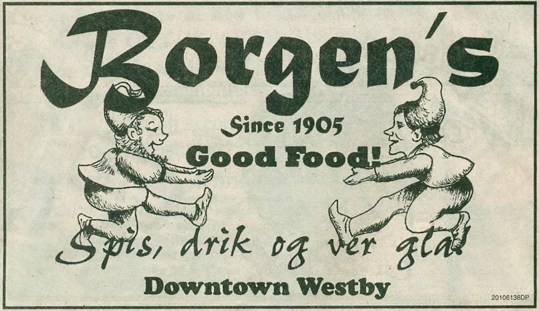 Borgen's Café