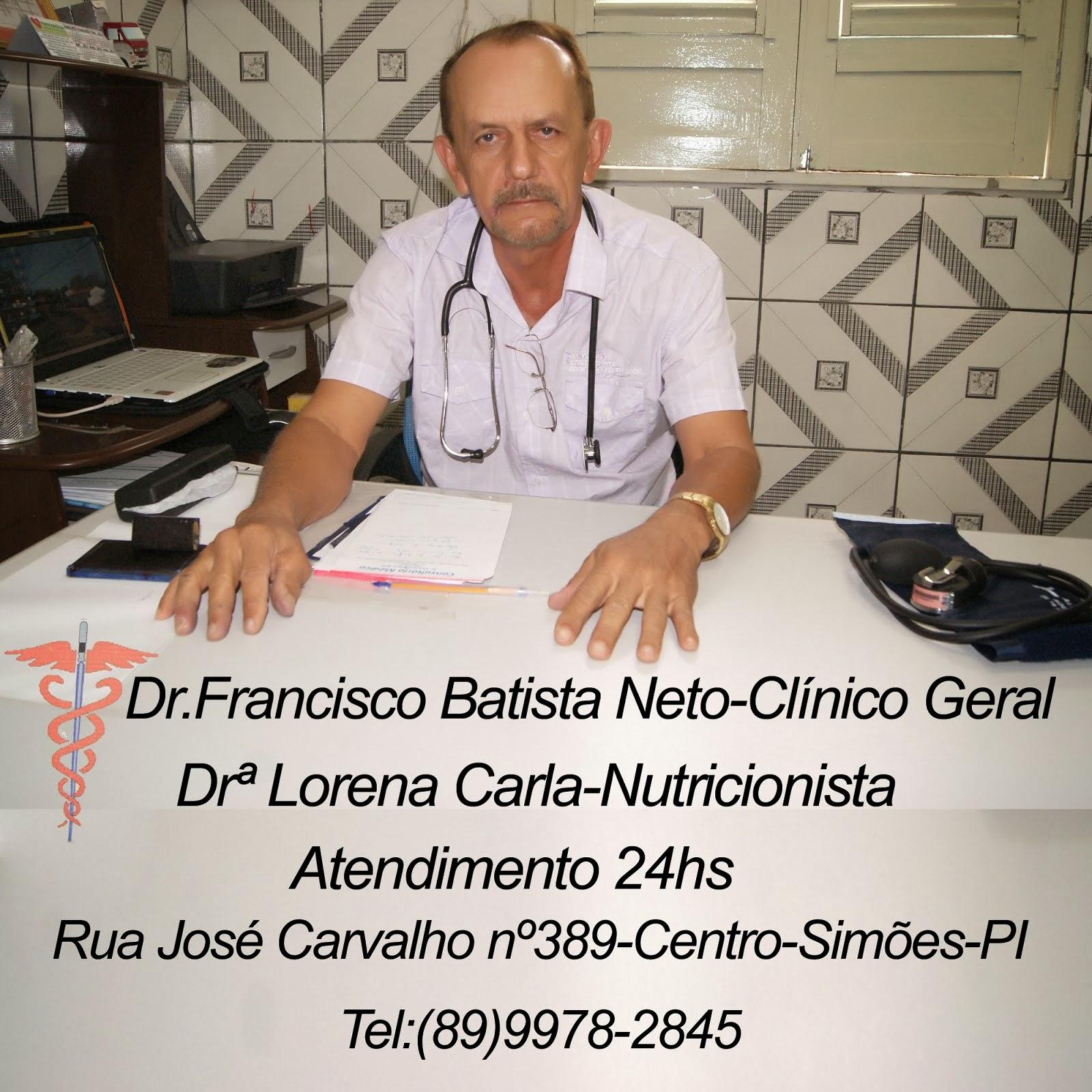 Dr.FRANCISCO BATISTA NETO