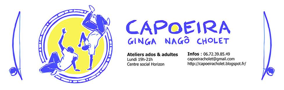 Ginga Nagô - Capoeira Cholet