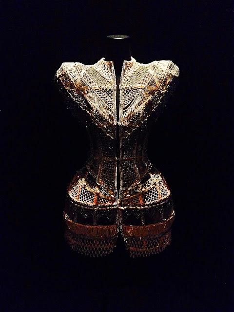 Jean Paul Gaultier, Brooklyn Museum, 2013, Bustier, beyonce