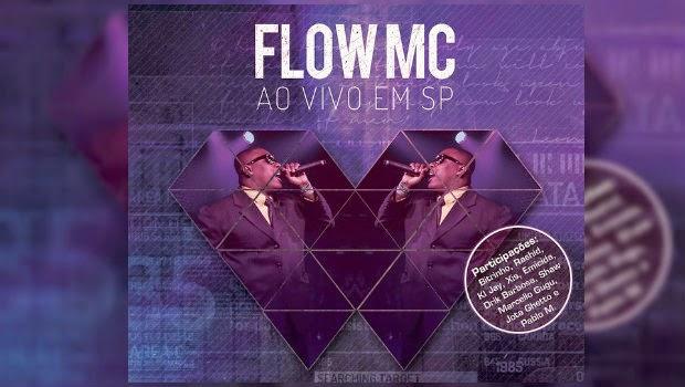 Flow MC disponibiliza seu DVD ao vivo no Youtube