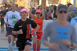 IMT Des Moines Half Marathon 2012