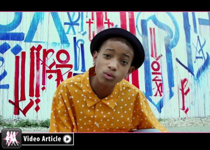 Willow Smith's 'I Am Me' Music Video: Watch Now! » Gossip/Willow Smith