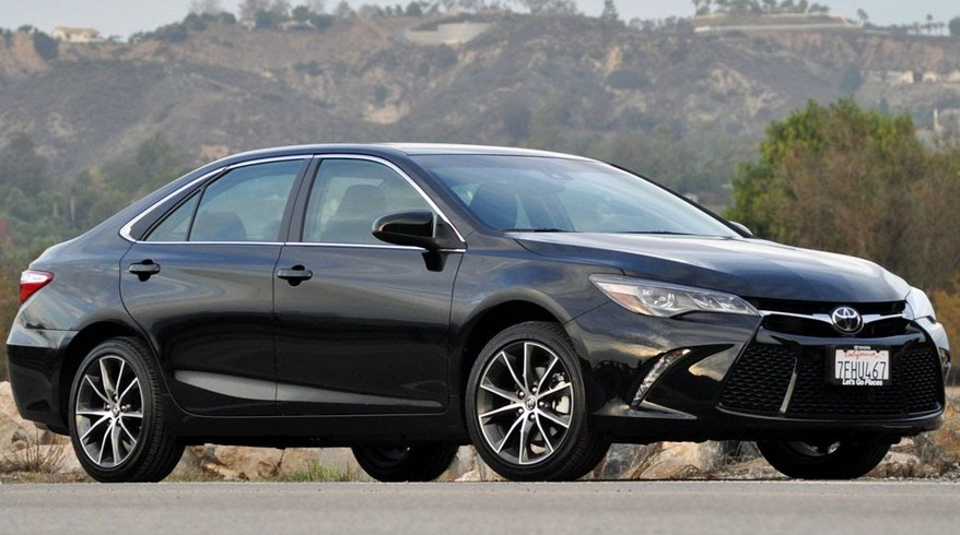 2016 toyota camry xse review los angeles toyota camry usa. Black Bedroom Furniture Sets. Home Design Ideas