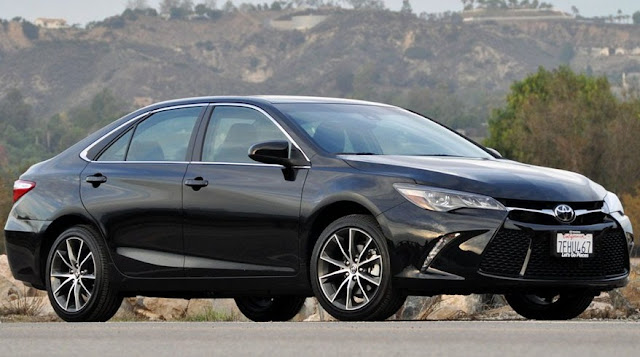 2016 Toyota Camry XSE Review Los Angeles | Toyota Camry USA