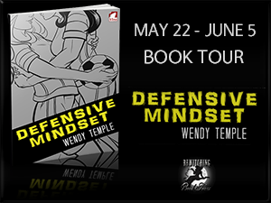 Defensive Mindset Book Tour