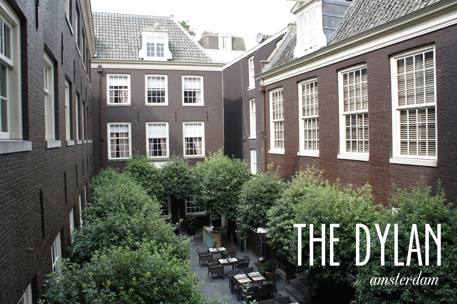 The Stroke Blog Honeymooning At The Dylan Amsterdam