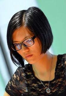 La championne du monde chinoise d'échecs Hou Yifan - Photos © Alina L'Ami