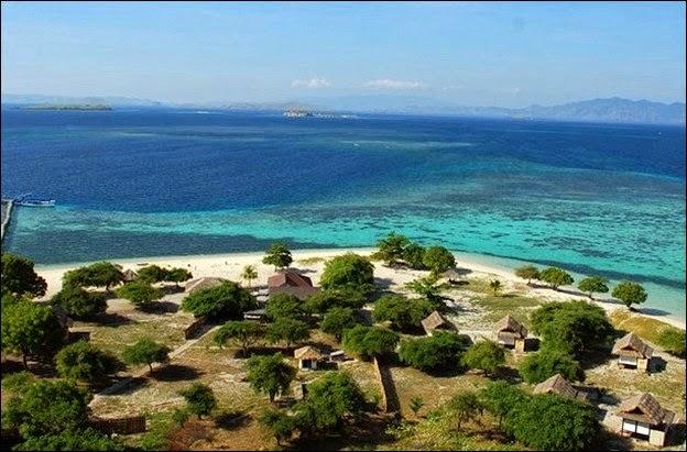 Pulau Bidadari - Daftar Tempat Liburan di Kepulauan Seribu yang Menggoda