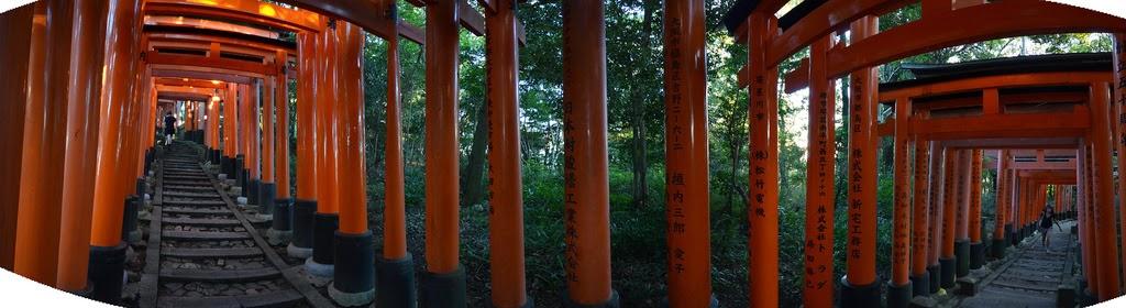 Fushimi Inari-Taisha Tokio