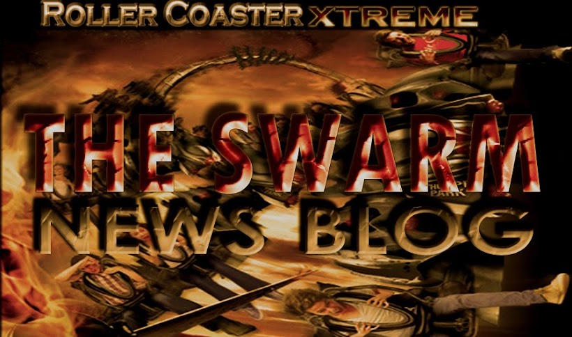 Thorpe Park - THE SWARM News blog