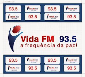 Rádio Vida FM 93,5