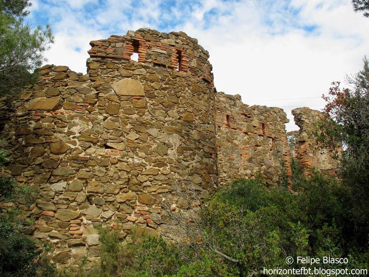 El fortín de Collserola
