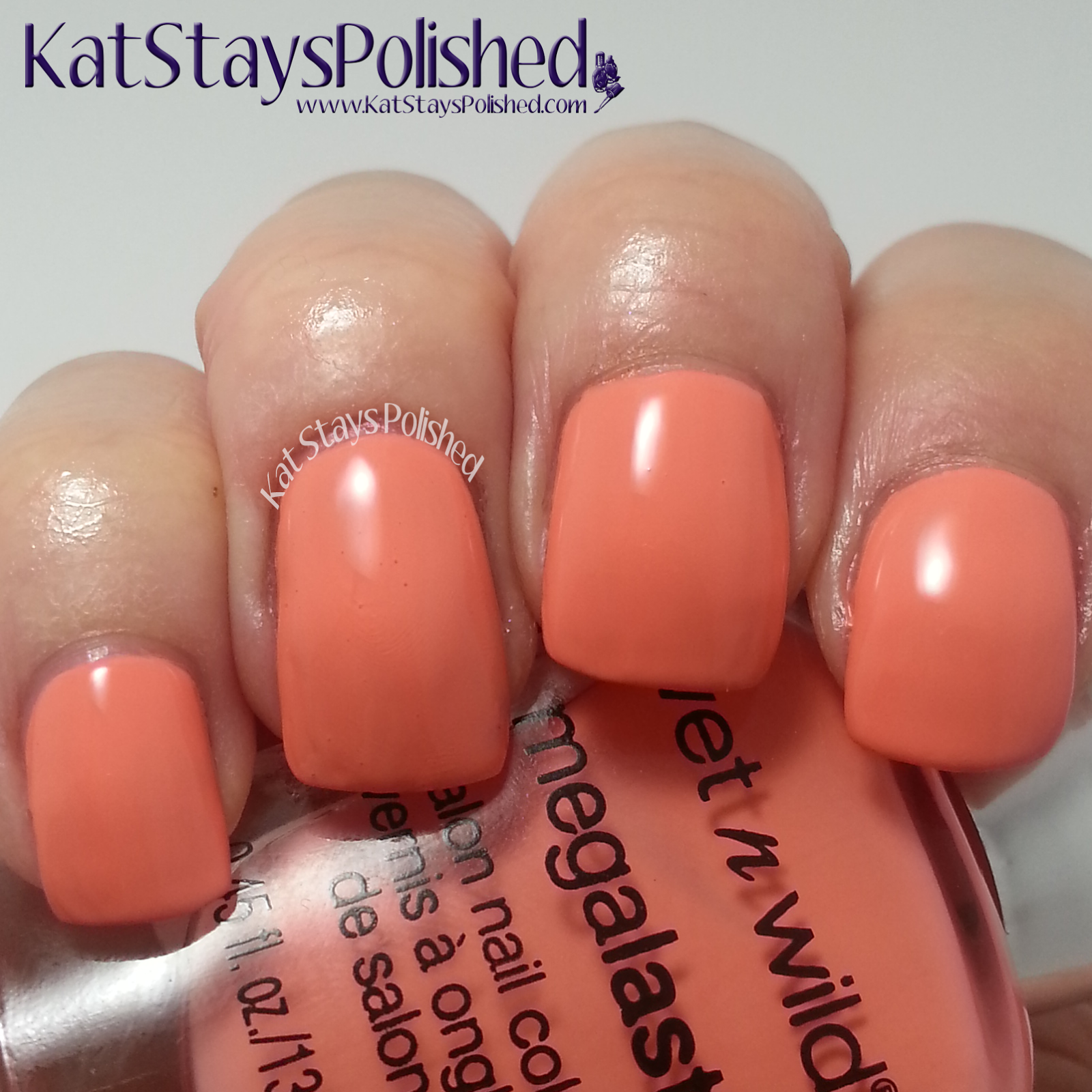 WetNWild MegaLast Silver Lake Collection - Warm Filter | Kat Stays Polished
