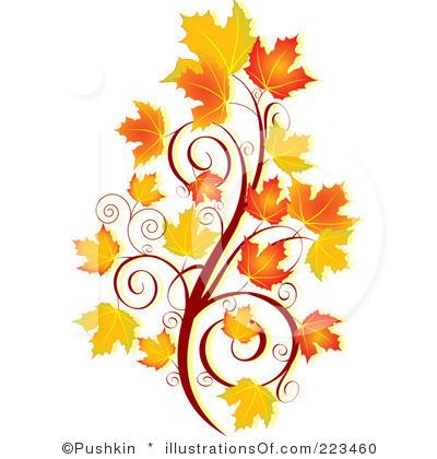 autumn clip art crafts