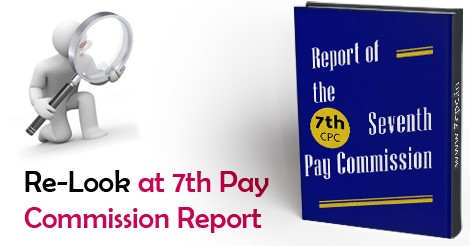 Employees body demands re-look at 7th Pay Commission Report