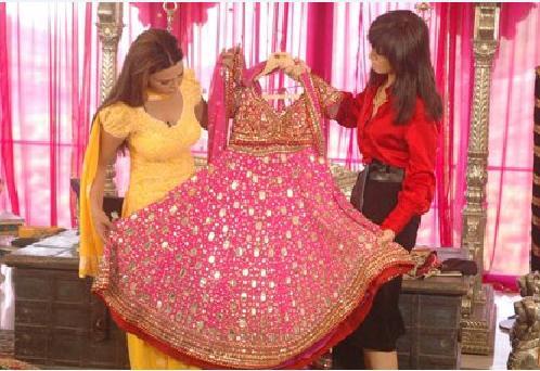 Aishwarya rai wedding dress images magazine for Aishwarya rai in her wedding dress
