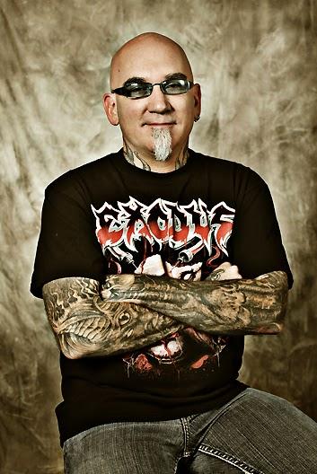 Bob tyrrell, Mike Rubendall, taatuajes, tattoos, tattoo wars, horror, tattoo, tatuaje, tatuajes horror, horror tattoos, expensive tattoos, tatuajes caros, tatuajes realistas, retratos, portrait tattoos