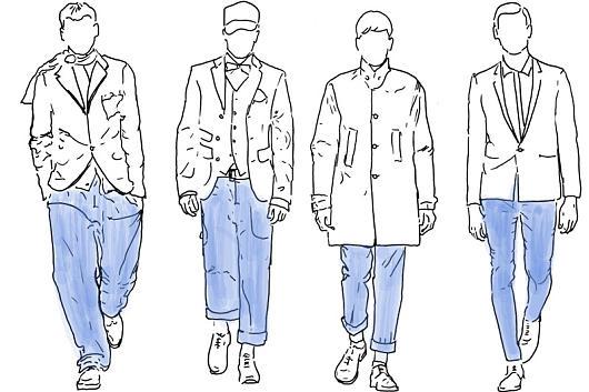 My life as Mai △: Männer : Zu viele Jeans Hosen was dann ?