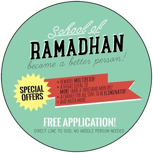 Ramadan, school, application, offer