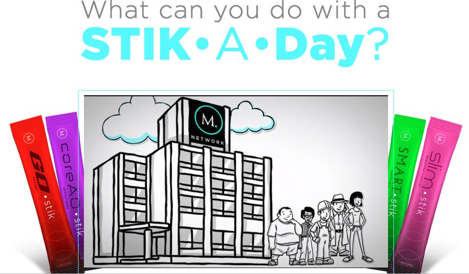 A Stik A Day