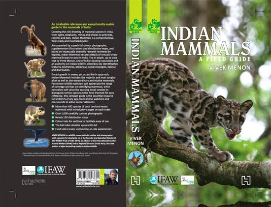 Win a book: Indian Mammals