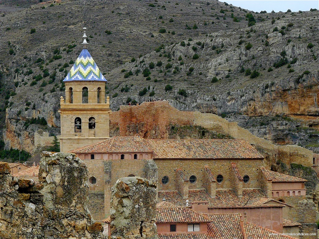 Albarracin Spain  city pictures gallery : Albarracin Spain