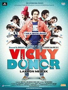 Vicky Donor 2012 DVDRip