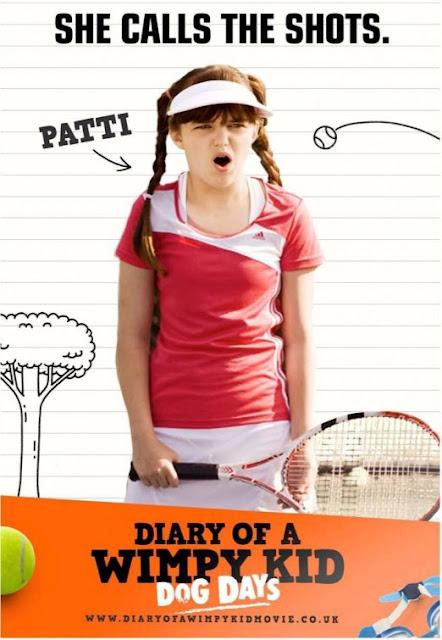 Dog Days Diary Of A Wimpy Kid Plot