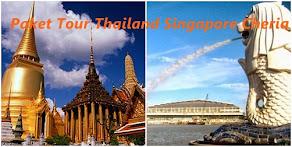 Paket Tour Thailand Singapore