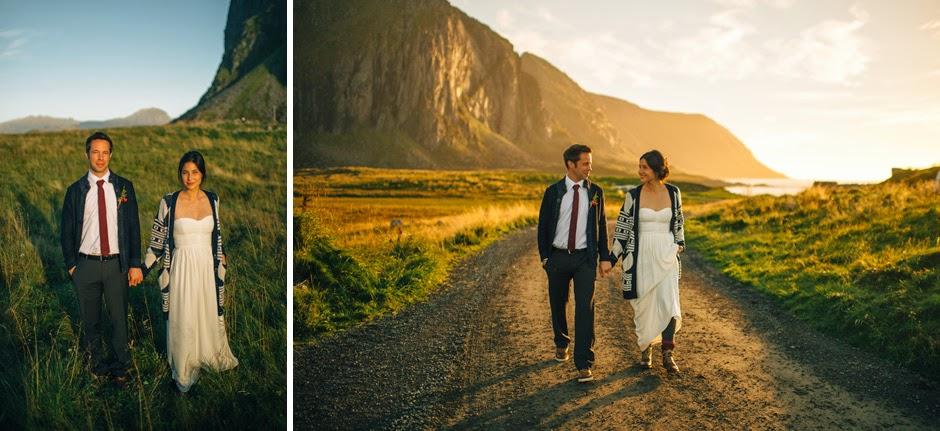 Norwegian epic wedding