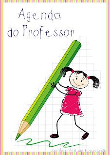 agenda do professor para imprimir grátis educação infantil