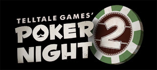 poker night 2 logo Poker Night 2   Logo & Launch Trailer