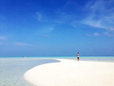 OffToWander cites Maldives now, is no longer exclusive to the rich