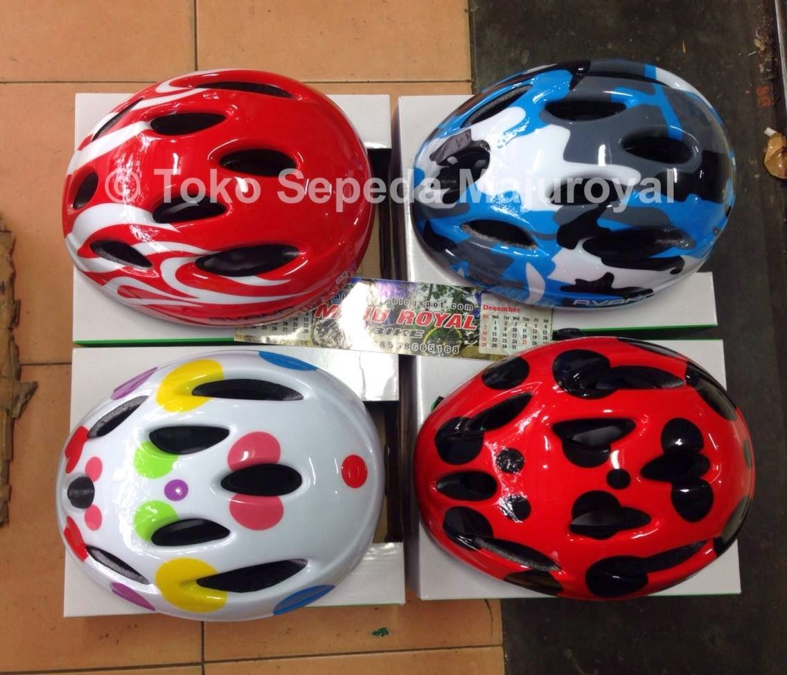 Helm Sepeda Anak Avand